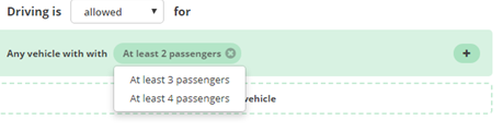 Num passengers dropdown.PNG