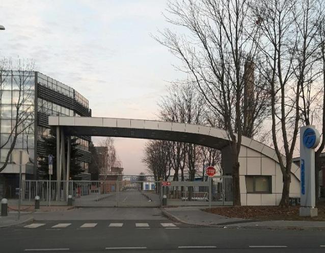 Gredelj - prikaz s ulice