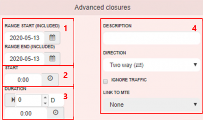 Advanced Closures - Top Section
