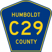 Humboldt County Route C29 (IA).png
