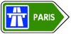 Accès Autoroute