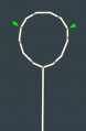 three segment loop