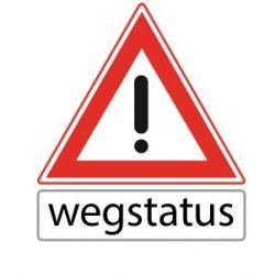 Wegstatus logo