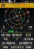 Tools in GPS Status