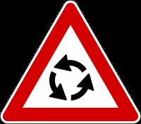 Pericolo rotatoria.png