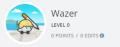WME username level.png