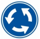 D01 traffic sign