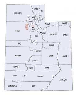 Utah counties map.png