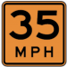 Advisory Speed Plaque.png