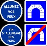 Panneaux B29,B49,C111 et C112
