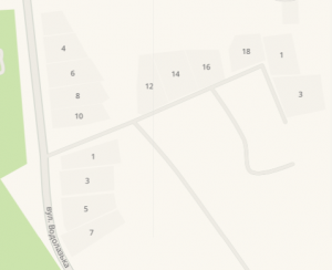 Residential area on the live map.png