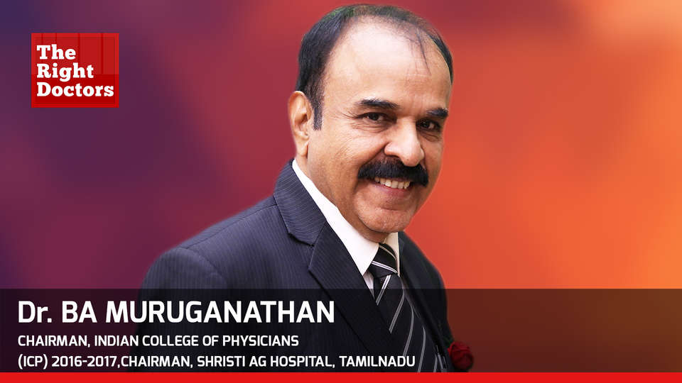 Emcure CSI tv  Dr. B.A. Muruganathan  TheRightDoctors
