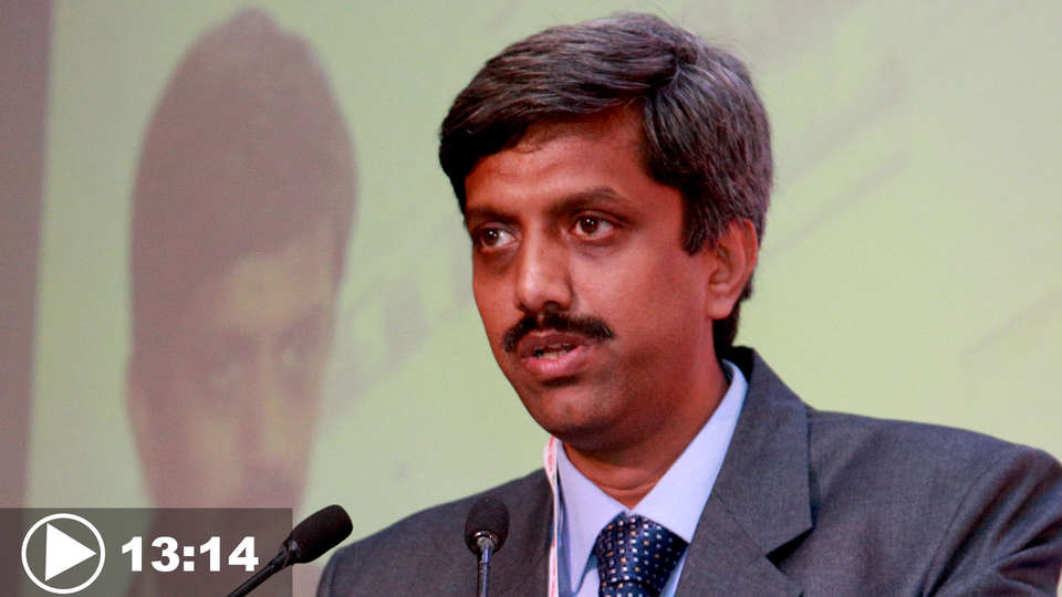 Dr.S Ramakrishnan,Professor,Dept of Cardiology, AIIMS,New Delhi