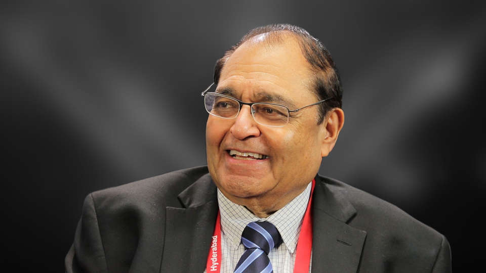 Dr. Navin C Nanda, Director of Echocardiography, Newer Advances in Echocardiography