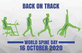 Back on track with World Spine Day 2020