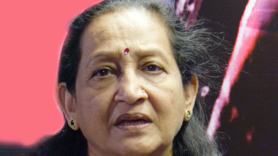 Dr. Sheela V. Mane