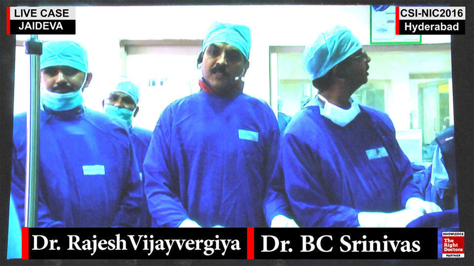 Dr. Rajesh, Interventional Cardiologist, Jaideva Institute Of Cardiology, Bangalore