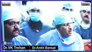 Dr. VK Trehan, Interventional Cardiologist, Jayadeva Institute, Bangalore