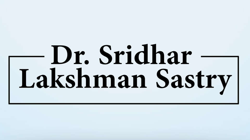 Dr. Sridhar Lakshmana Sastry, Chocolate in the Heart