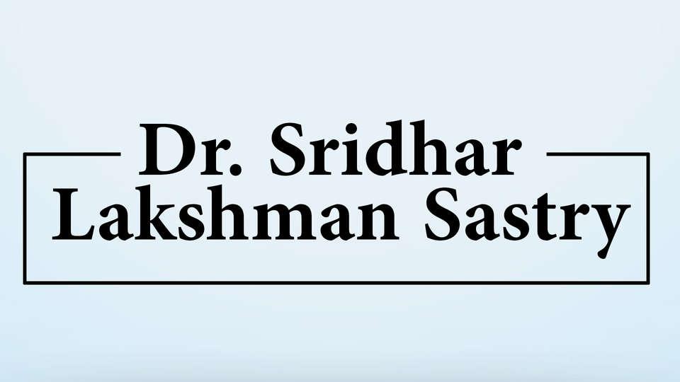 Dr. Sridhar Lakshmana Sastry, Chocolate in the Heart