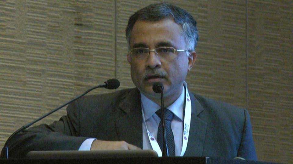Dr. AnilKumar , Senior Consultant Cardiologist, Bombay Hospital , Mumbai ,Coronary Interventions after Cardiac Arrest