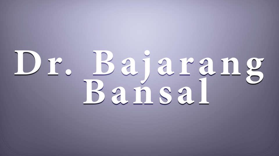 Dr. Bajrang L Bansal,Assistant Professor, Dr.Bram Hospital, Raipur, Angiographic profile of STEMI in Young