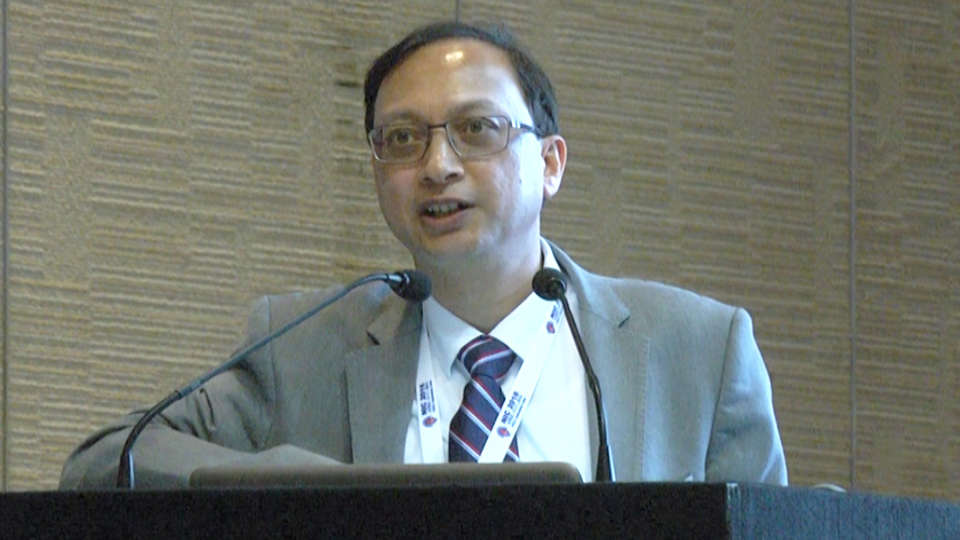 Dr. Brajesh Mittal, HOD-Interventional Cardiology, Al Garhoud Hospital, Dubai, Post Aspiration and IC Aggrastat