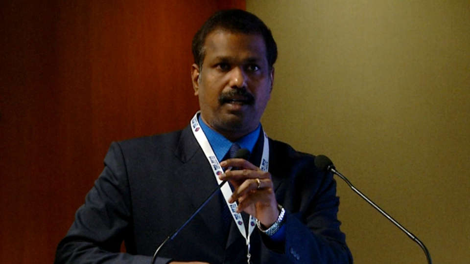 Dr. R Siva Kumar, Senior Interventional Cardiologist,Madurai, Step bby Step Guide to IVUS