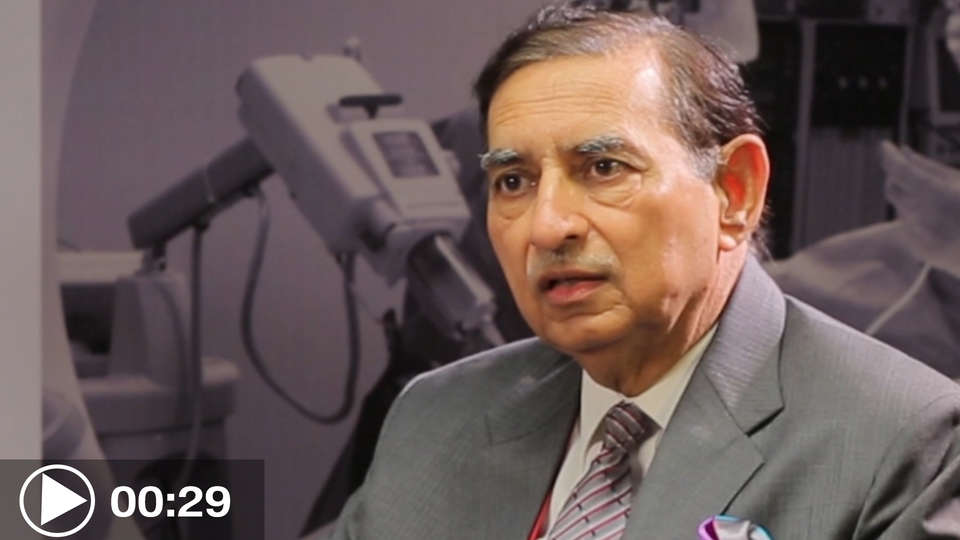 Dr. KK Sethi, Chairman, Managing Director & HOD- Cardiology,  Delhi Heart and Lung Institute, New Delhi, Beta Blockers in Acute Myocardiac Infarction