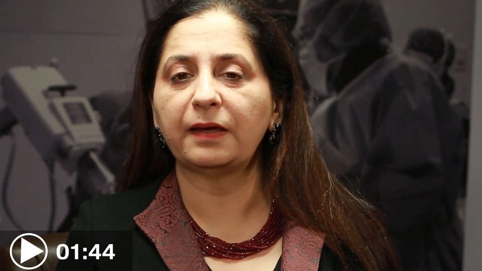 Dr. Poonam Malhotra, Additional Professor, Dept. of cardiac Anaesthesia, AIIMS, New Delhi, ECHMO: therapy for a failing lung or heart