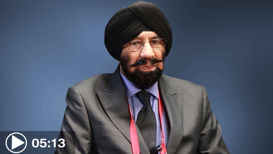 Dr. DS Gambhir Leading Interventional Cardiologist Kailash Hospital, Noida on TheRightDoctors.com An analysis on Left Main Bifurcation How Is it Different