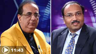 Dr. HK Chopra with Mr. Shailesh Joshi