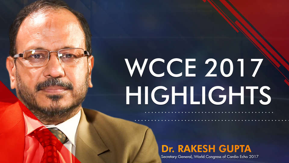 World Congress Of Cardio Echo 2017 tv Highlights