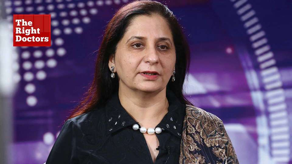 Dr. Poonam Malhotra | Online simulation fellowships |WCCE2017 tv | TheRightDoctors.com