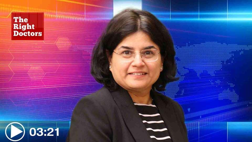 Emcure CSI tv, Dr. Mona Bhatia,  TheRightDoctors