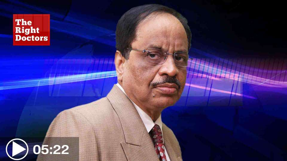 Emcure CSI tv, Prof. Dr. G.N. Mahapatra,  TheRightDoctors