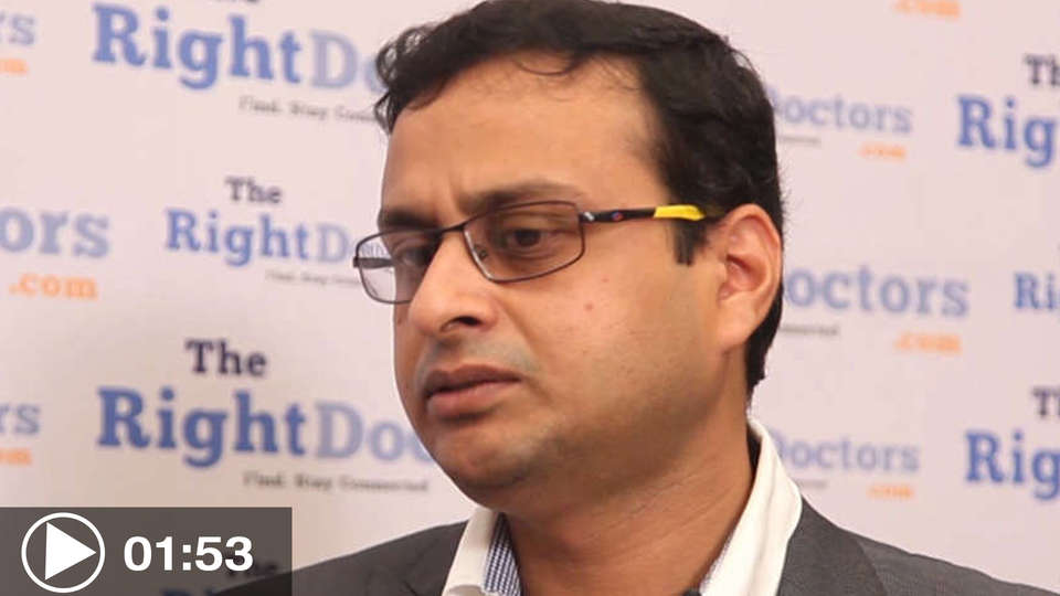 Dr. Manish Maheshwari, Arthroscopy Surgeon, Goyal Hospital and Research Centre, Indore, Femur Acetabular Impingement: Arthroscopy on the hip joint