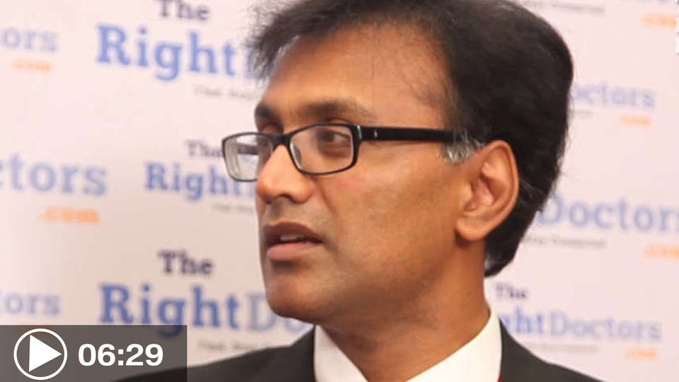 Dr. Srinath Kamineni, Orthopedic Surgeon, University of Kentucky Hospital, Kentucky, USA, Not all new Arthroscopic procedures have an advantage over the old