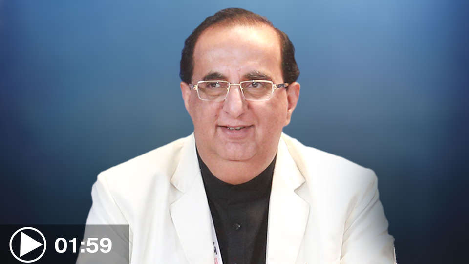 Dr. HK Chopra, President, Cardiological Society of India, Moolchand Hospital, New Delhi, Global readership for the digitised Indian Heart Journal