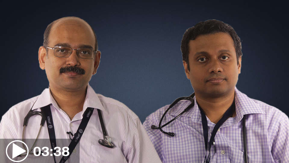 Dr.Santhosh Satheesh, Dr.Ajith A Pillai on First transradial Angioplasty study from JIPMER