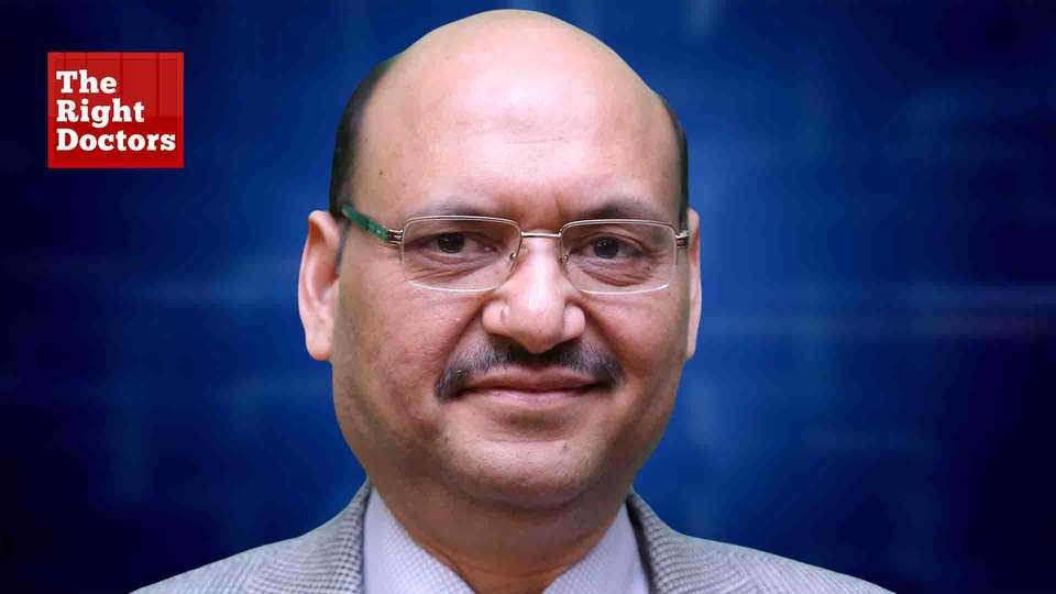 Dr. Amrish Agrawal,Senior Consultant Cardiology