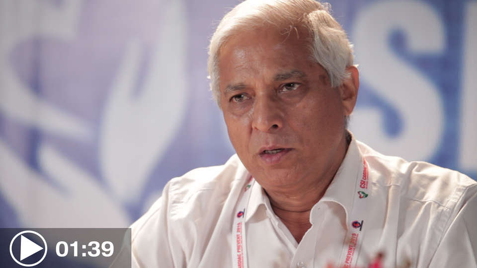Dr V.K. Chopra, Chairman Preventive Cardiology, Medanta-The Medicity, Coronary Artery Disease & Heart Attacks: Data and Facts
