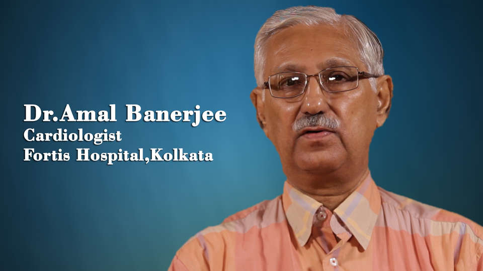 Dr. Amal K Banerjee,Cardiologist,Fortis Hospital,Kolkata,Role of Cardiological Society of India