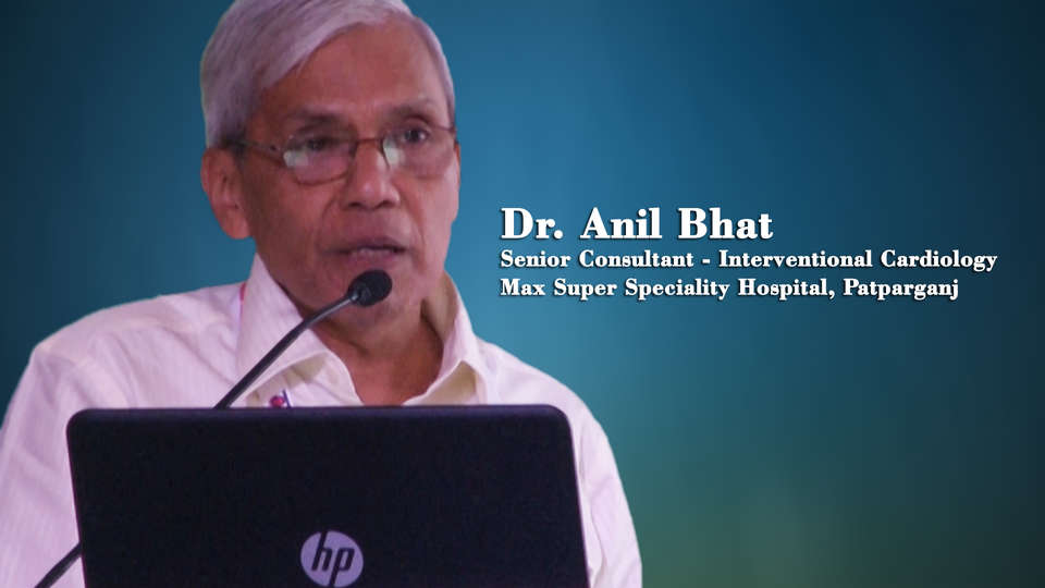 Dr.Anil Bhat, Sr. Consultant - Interventional Cardiology Max Super Speciality Hospital, Patparganj,In Indian scenario, a betablocker can be the first choice antihypertensive durg