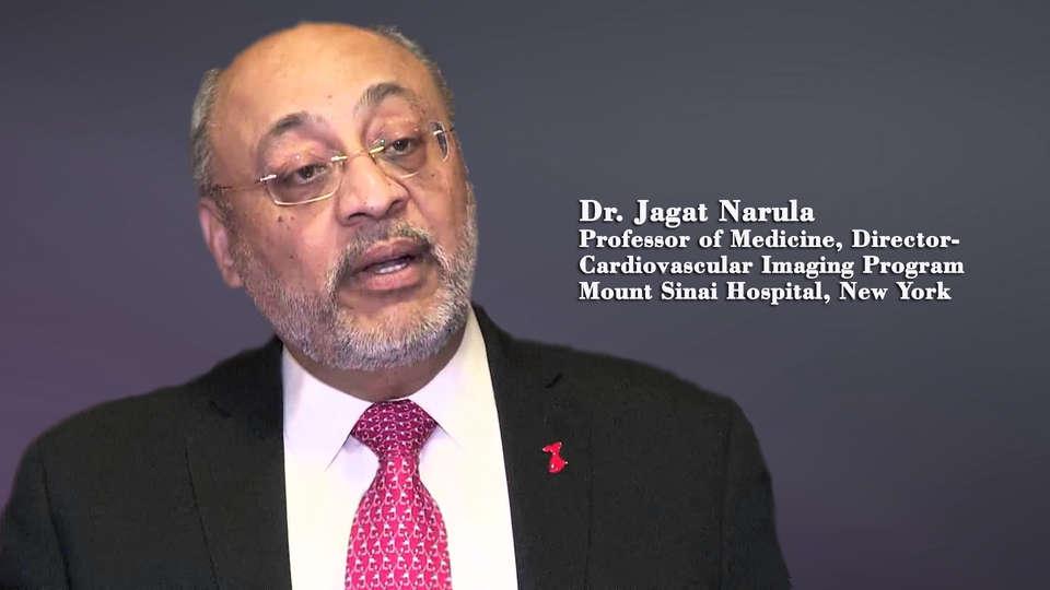 Dr.Jagat Narula,Professor of Medicine, Director- Cardiovascular Imaging Program, Mount Sinai Hospital,New York,Vulnerable plaques: let us stop chasing them!