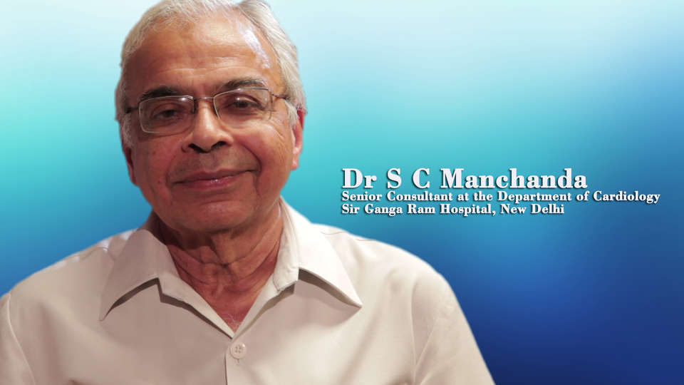 Dr.Manchanda SC,Sr Consultant at the Department of Cardiology, Sir Ganga Ram Hospital in New Delhi,Yoga for heart health: is there good evidence and what is the mechanism of benefit?