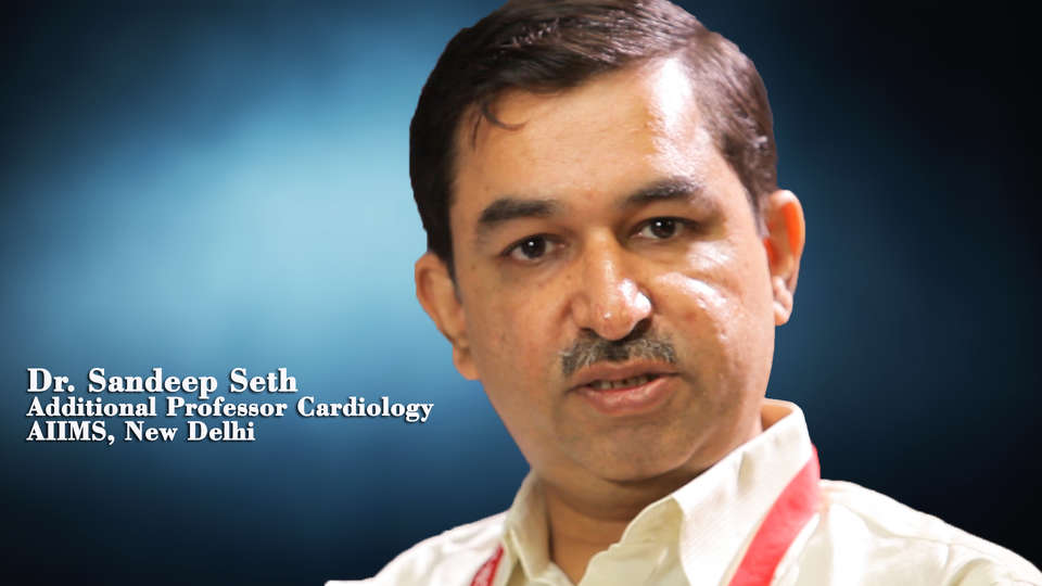 Dr. Sandeep Seth,Additional Professor Cardiology,AIIMS, New Delhi,What is it and how do you measure it?