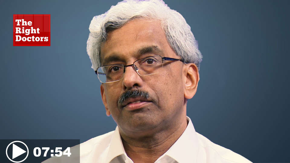 Emcure Dr Ajith Mullasari, Director and Cardiologist from Madras Medical Mission,Chennai,