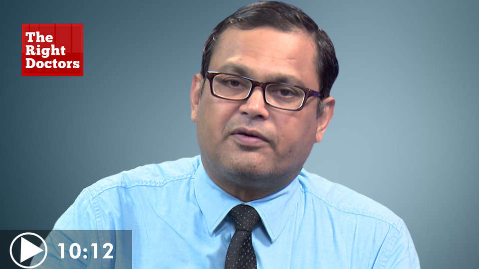 Dr.Sundeep Mishra, Editor-Indian Heart Journal, Professor of Cardiology