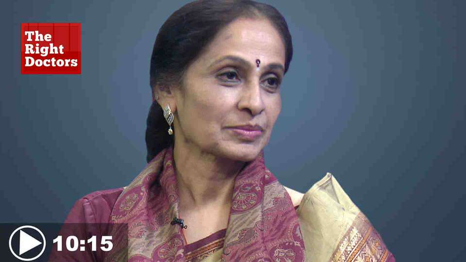 Dr. IB Vijayalakshmi, Prof of Pediatric Cardiology